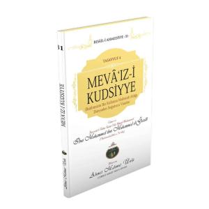 MEVAIZİ KUDSİYYE - 31