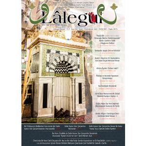 Lalegül Dergi Ekim 2021 - Sayı 104