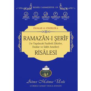 RAMAZANI ŞERİF RİSALESİ - 19