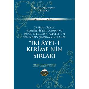 İKİ AYETİ KERİMENİN SIRLARI - 89