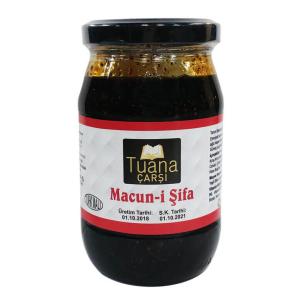 MACUN-İ ŞİFA  - BİTKİSEL KARIŞIM MACUNU (450 gr)